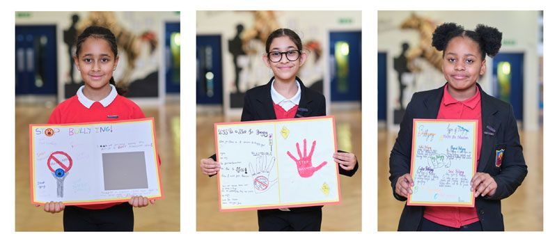 Anti Bullying poster competition
